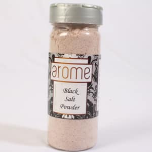 Black-salt-powder